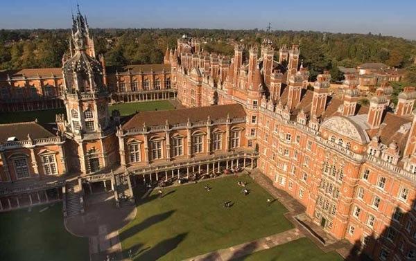 Royal-Holloway-University
