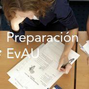 Curso Intensivo de EvAU 2021